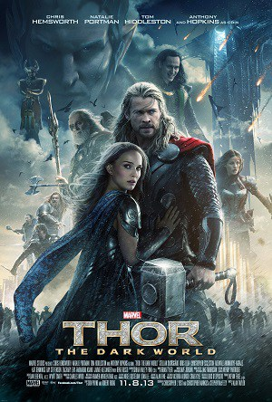 Thor 2 – The Dark World: Movie Review