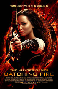 The Hunger Games Catching fire, the hunger games second movie, jennifer lawrence, catching fire