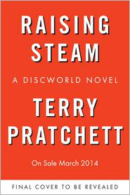 Raising Steam book review Terry Pratchett