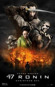 47 Ronin, 47 Ronin Review, Keanu Reeves