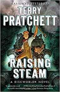 Raising Steam Book Cover