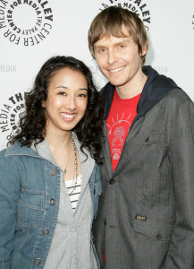 Maurissa Tancharoen, Jed Whedon, Maurissa Tancharoen Interview, Jed Whedon Interview, Agents of Shield