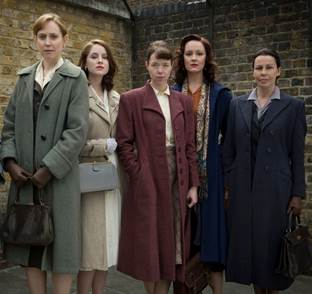 The Bletchley Circle, Bletchley Circle Cast, PBS Drama, Season premier, Bletchley Circle Season 2,  Jake Lushington, Rachael Stirling, Hattie Morahan, Bletchley Circle Cast Interview