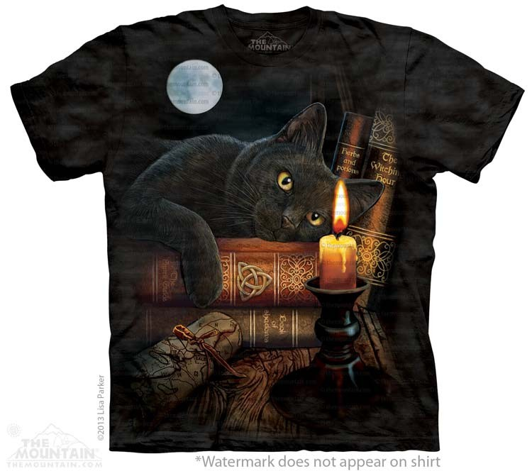 mountain witching hour shirt