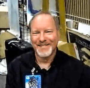 Kevin J Anderson, Kevin J. Anderson interview, sci fi best-selling author