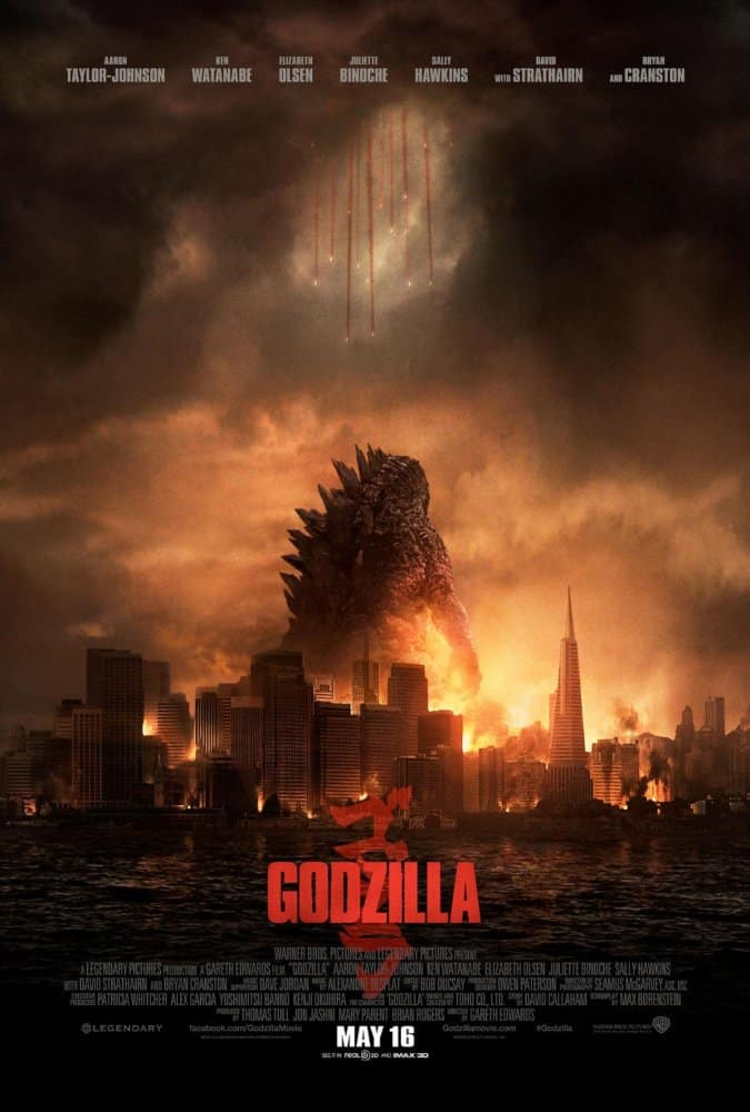 Godzilla - Movie Review