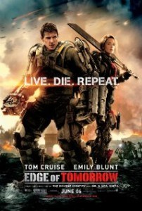 Edge of Tomorrow, Edge of Tomorrow Reviews, Tom Cruise, Emily Blunt, Edge of Tomorrow movie
