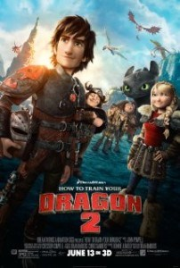 How to Train your Dragon, How to Train Your Dragon 2, How to Train Your Dragon Movie Review, Dreamworks Animations