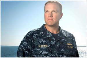 Adam Baldwin, Mike Slattery, The Last Ship, Adam Baldwin on The Last Ship