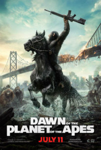 Planet of the Apes 2014, Dawn of the Planet of the Apes, Dawn of the Planet of the Apes Movie Review