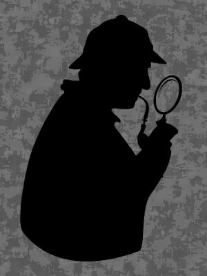 Sherlock Holmes Saves Mars - Primer On How Copyright Works For Writers