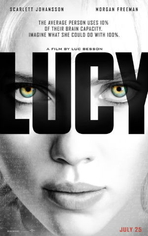 Lucy - Movie Review