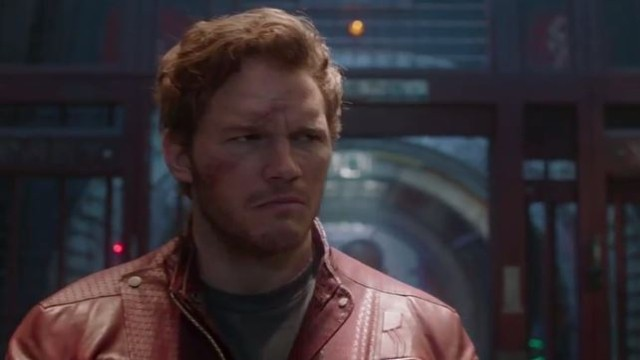 Guardians of the galaxy peter quill father