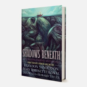 Shadows Beneath: The Writing Excuses Anthology book review