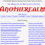 Another Realm, speculative fiction magazine