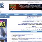 Asimov's Magazine, Jenn Reese