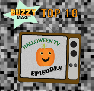 Halloween T.V. Shows - Episodes