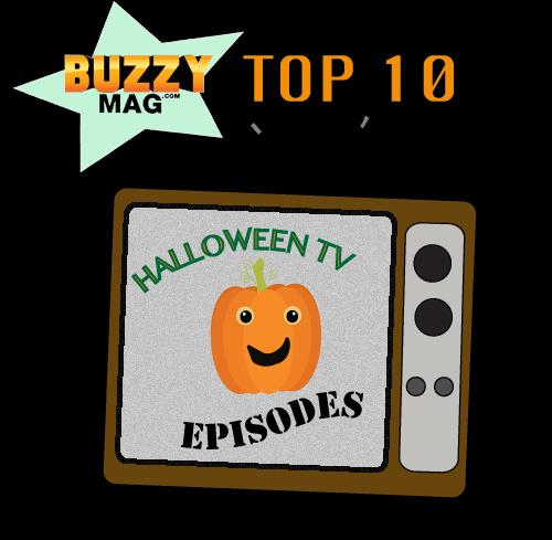 top ten tv halloween episodes