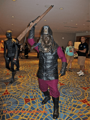 The Costumes Of Dragoncon