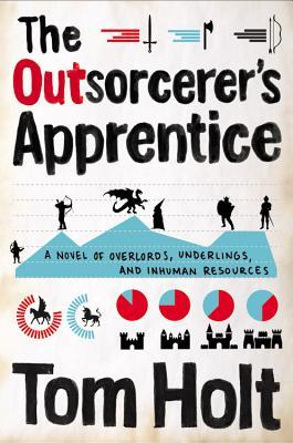 The Outsorcerer's Apprentice, Tom Holt, The Outsorcerer's Apprentice Book Review