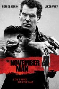 The November Man - Spy Film Movie Review