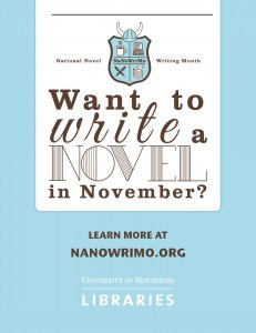 Nanowrimo, nano month, national novel writing month