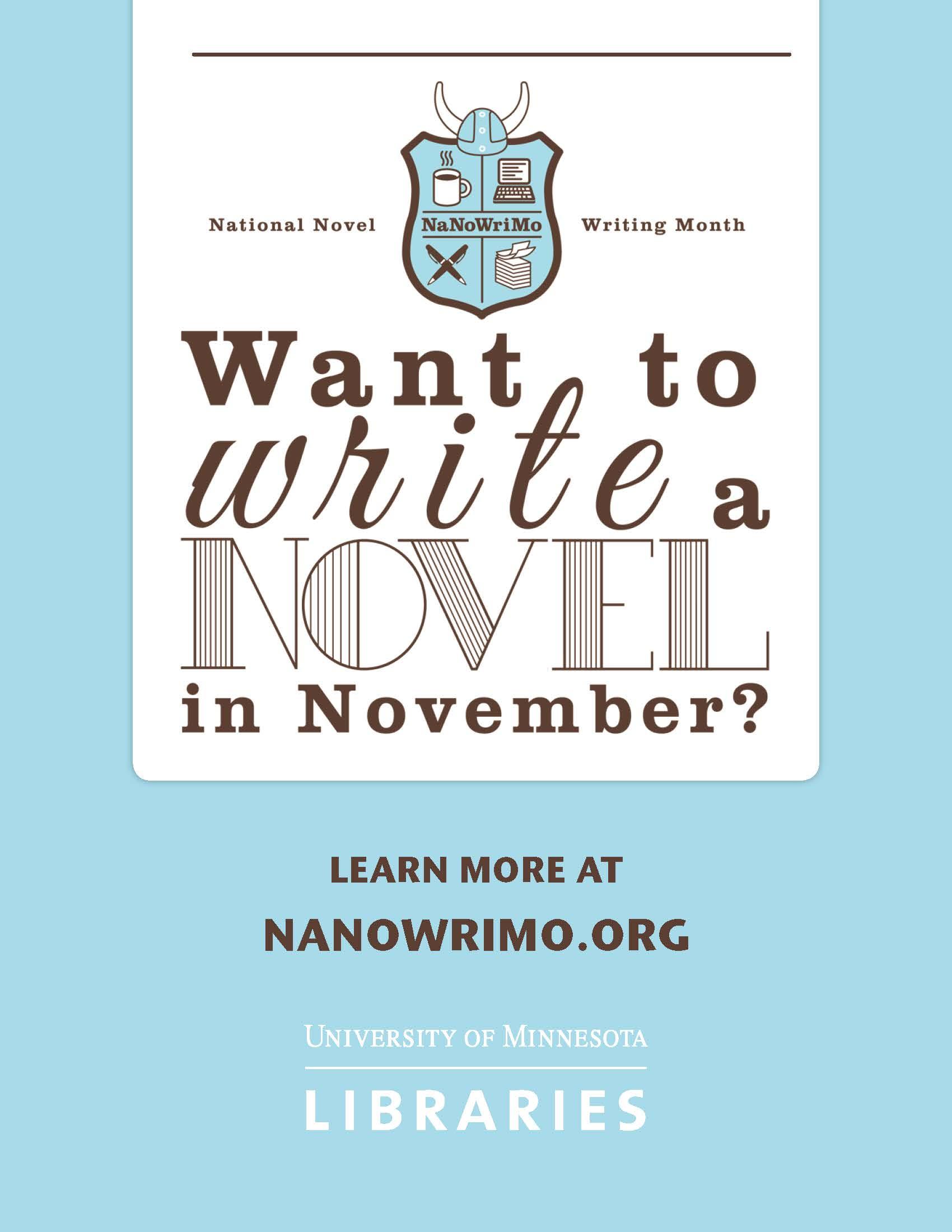 NaNoWriMo (National Novel Writing Month) – Good or Bad Idea?