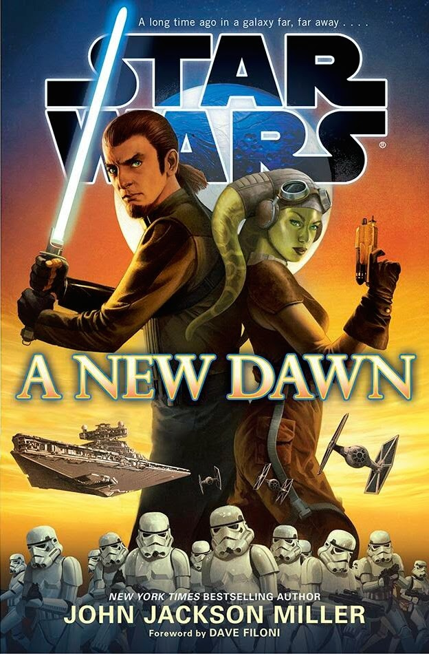 A New Dawn Book Cover