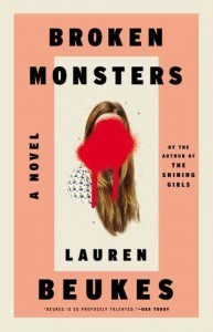 broken monsters, lauren beukes, horror novel