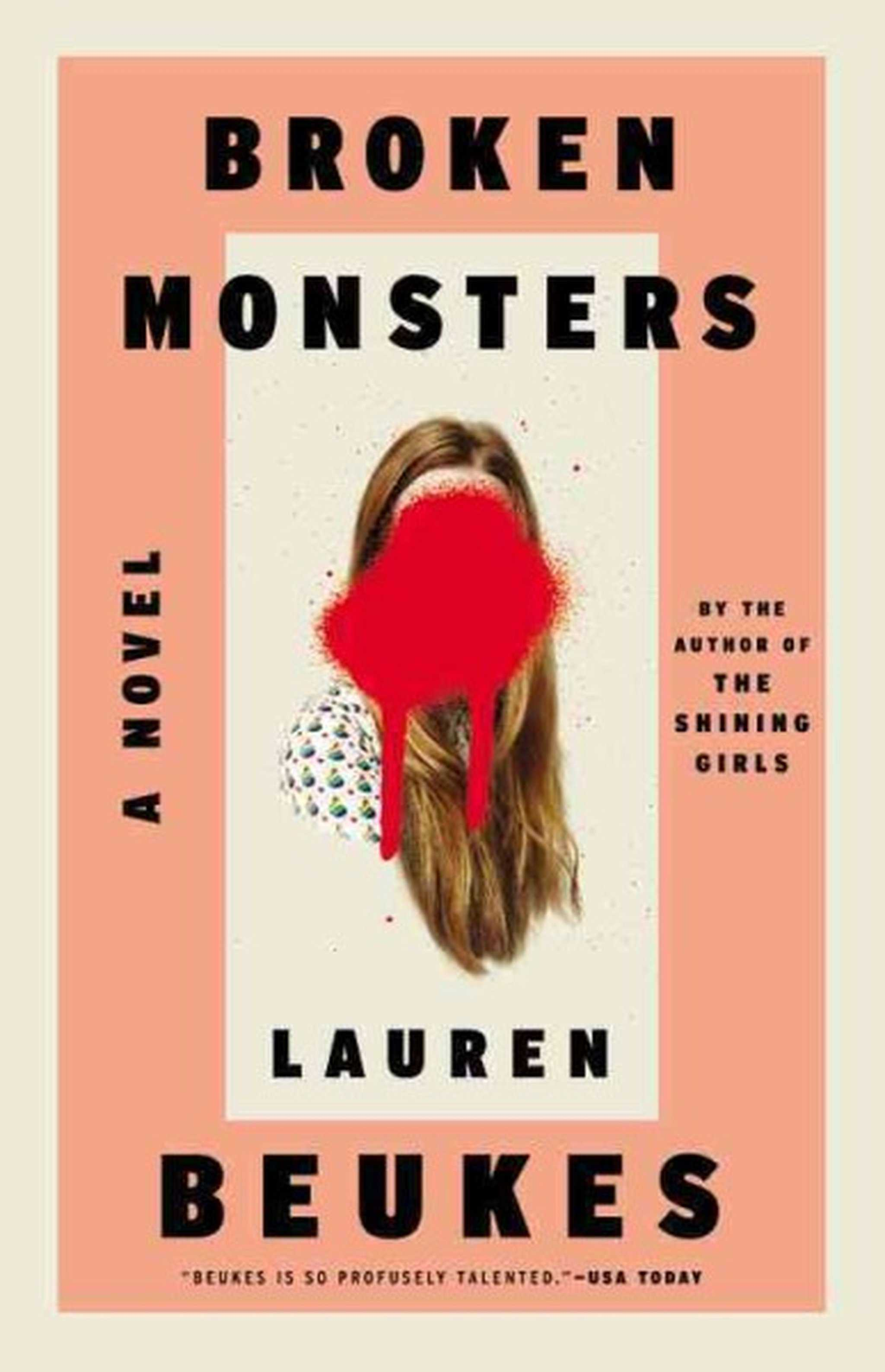 Broken Monsters Book Cover