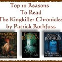 Patrick Rothfuss