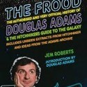 the frood, jem roberts, the frood book review, historical comedy book, sci fi book