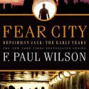 fear city, repairman jack series, paul wilson