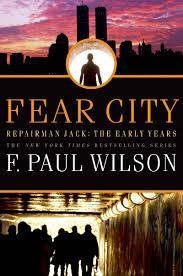 fear city, repairman jack series, paul wilson