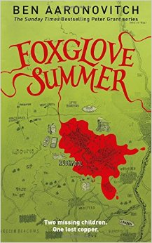 Foxglove Summer (Rivers of London) Book Cover