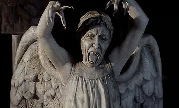 weeping angel, dr. who