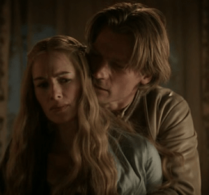 jaime and cersei game of thrones, bad romance, worst tv couples
