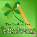 st patricks day, writers luck, publishing tips, get rich with writing