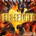 firefight, brandon sanderson, firefight book review, reckoners book reviews
