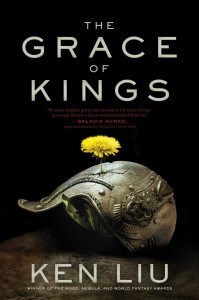 the grace of kings, ken liu, the grace of kings book review
