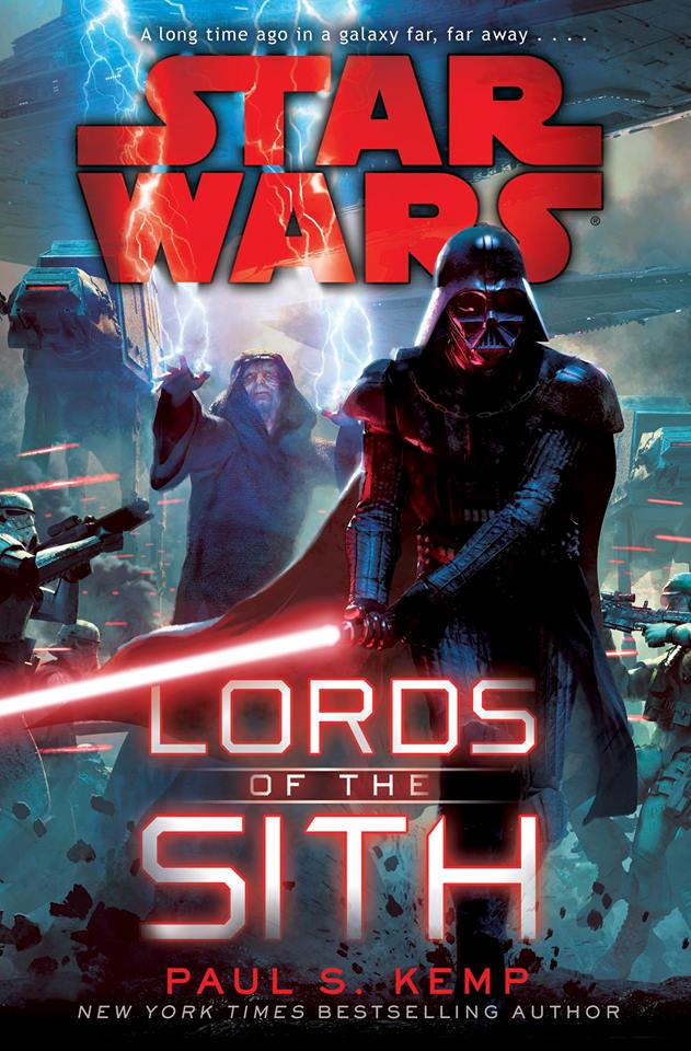 Lords of the Sith: Star Wars Book Cover