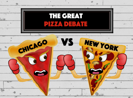 The Great Pizza Debate: Chicago vs New York