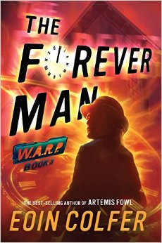WARP Book 3 The Forever Man Book Cover