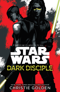 dark disciple, star wars dark disciple, star wars novel