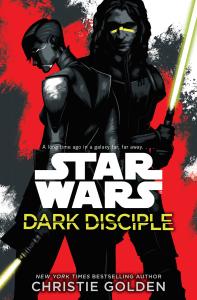 dark disciple, star wars dark disciple, star wars novel