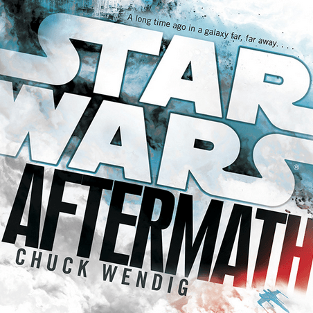 Aftermath: Star Wars Book Cover