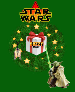 star wars gifts, presents for star wars fans, toy yoda, r2d2 lights