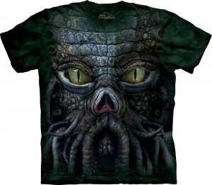 Big Face Cthulhu Shirt