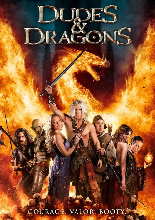 Dudes and Dragons  - Movie Review