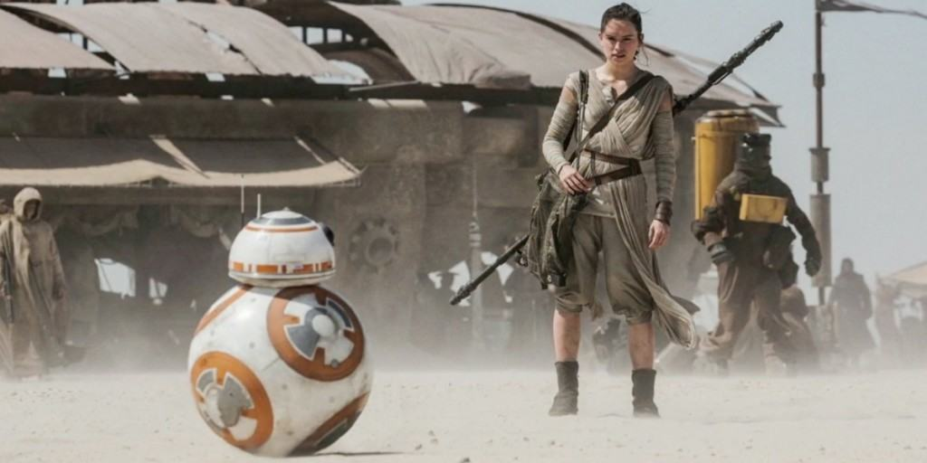star wars rey, star wars plot summary